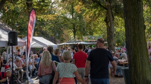 Foto: Glienicker Herbstfest 001 A (Print)