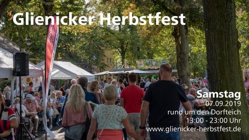 Foto: Glienicker Herbstfest 001 (Print)